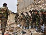 Большинство высот у Пальмиры контролирует сирийская армия
