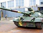 На Украине старый советский танк выдают за шедевр оборонки
