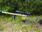 Российская бесшумная снайперская винтовка DVL-10 «Диверсант»