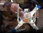 Британская авиация разбомбила базу дронов ISIS в Мосуле