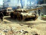 Элитные войска Асада отбили несколько позиций под Дейр-эз-Зором