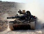 С новой разработкой сирийских спецов Т-72 не страшны американские ПТРК TOW