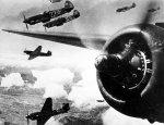 1942:.Семь наших истребителей разметали 27 немецких