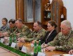 Натовцы поднимают боевой дух ВСУ?