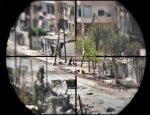 Неизвестные снайперы устроили результативный отстрел боевиков в Дейр эз-Зор