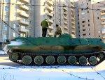 Ополченцы ДНР артиллерийским ударом «размолотили» украинскую САУ в Авдеевке