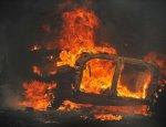 Ударные силы Асада под прикрытием авиации выжгли БТРы боевиков в Идлибе