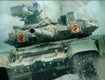 Сводка, Сирия: удар по туркам и атака в пустыне под прикрытием танков Т-90