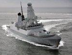 Британский эсминец «Дэринг» вошел в Черное море