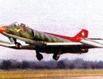 Опытные истребители-бомбардировщики FFA P-16 Düsenstorch. Швейцария Часть 3