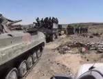 Битва за ключевую высоту в Дамаске: силы САА засняли штурм позиций боевиков