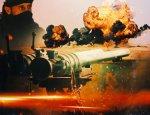 Атака захлебнулась: советские СПГ-9 в Ракке охладили пыл боевиков США