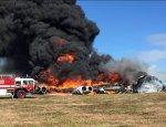 Стала известна причина крушения бомбардировщика B-52H на острове Гуам