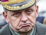 Прекрасное юмористическое выступления начальника генштаба ВСУ Муженко