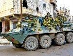 Кадыров признал присутствие чеченских военных в Сирии