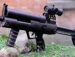 Китайский пистолет-пулемет Chang Feng