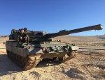 Анализ применения танков Leopard в Сирийской войне