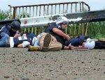 Донецкие женщины подняли насмех наложивших в штаны ОБСЕшников