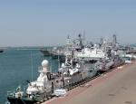 Унылое зрелище: ВМС Украины, все корабли на одном фото