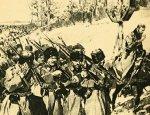 Было ли место командиру на коне впереди пехотных цепей в  Первой мировой?
