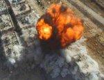 Смертельный прорыв: начиненный взрывчаткой БМП ИГ ворвался на КПП сил Асада
