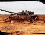 Ситуация с танками Т-72 ВСУ в 2016 году