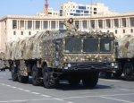 У Армении на вооружении 4 «Искандера»