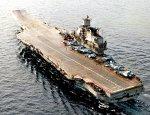 ВМФ РФ создает штормовую авианесущую группировку
