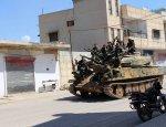 Сирия. Военная обстановка в Хаме на 27.03.2017