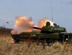 Экипаж САУ 2С1 «Гвоздика» ВСУ заснял на камеру обстрел ополченцев ДНР
