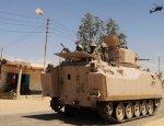 Десять египетских военных погибли в засаде на Синае