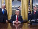 Президент США начал выполнять предвыборные обещания