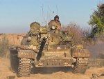 Велика возможность поражения армии Сирии на направлении Дейр эз-Зора