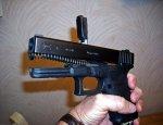 Несколько примеров со страшными последствиями от взрыва пистолетов Glock