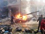 Сводка, Сирия: точечные удары ВВС САР, штурм авиабазы и смерть командира ИГ