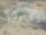 Кадры мощных авиаударов РФ и Сирии, которые