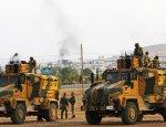 Ударные отряды «Хезболлы» взяли штурмом турецкий мобильный штаб в Хаме