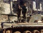 В Сирии замечен очень необычный и редкий танк