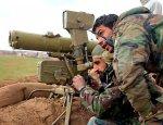 Сирийские бойцы засняли позорную сдачу боевиков в Дейр эз-Зор