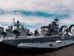 Проект А223: в России представили уникальные десантные корабли