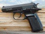 Чешский пистолет  CZ 83 под патрон ПМ
