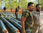 САА захватила гигантский склад с миллионом мин и 5000 ракетами для «Града»