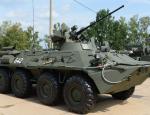 Российский БТР 82-А теперь будет служить на благо армии Азербайджана