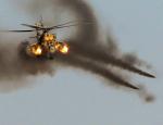 Русский Ми-35 оказался не по зубам ПЗРК иракских боевиков