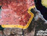 Сирийская армия подошла вплотную к Маскану в провинции Алеппо