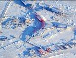 Российская суперсовременная база в Арктике