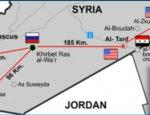 Русские строят военную базу в Сирии  напротив американского гарнизона