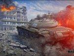 Боевое применение танков серии Т-54 / Т-55