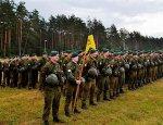 В литовской армии на базе резерва формируется третья бригада