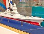Новейший эсминец «Лидер» получит ядерную силовую установку